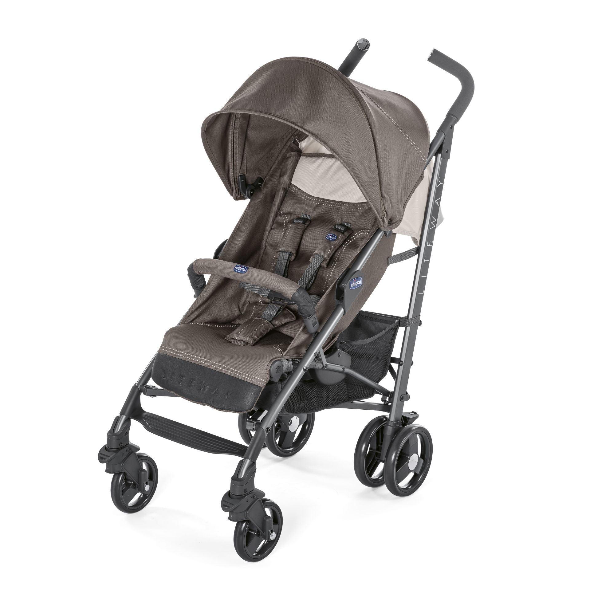 Chicco Silla De Paseo Lite Way 3 2018 Dove Grey Comprar