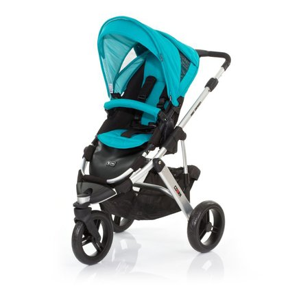 ABC Design Cobra incl. sport seat and hard carrycot coral 2015 - 大圖像