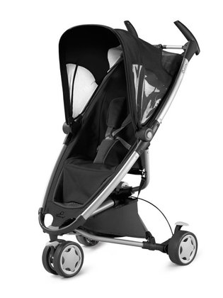 Quinny ZAPP - Quinny Zapp buggy – highly manoeuvrable and extremely compact