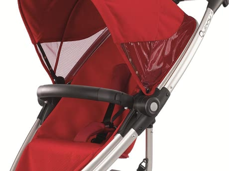 Quinny Zapp Xtra safety bar - The Quinny safety bar is easy to attach and protects your child from falling out of the Buggy