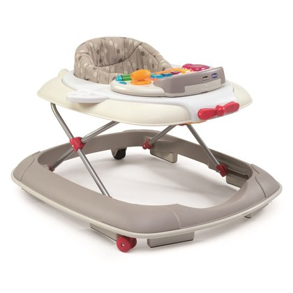 Chicco Sp@ce Baby Walker Natural 2014 - large image