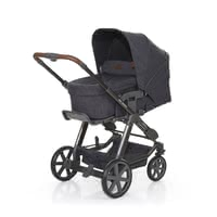 ABC Design Turbo 4 stroller - The ABC Design Turbo 4S will be delivered with 3in1 carrycot