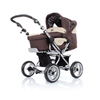 ABC Design Pramy Luxe incl. carrycot 3in1 crispy 2013 - большое изображение 2