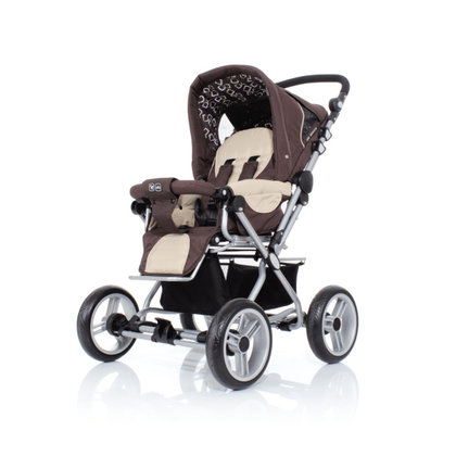 ABC Design Pramy Luxe incl. carrycot 3in1 crispy 2013 - большое изображение
