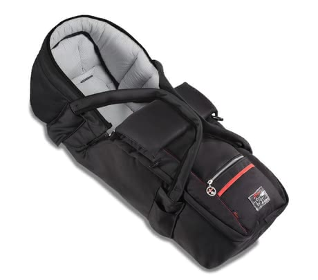 Hartan Soft carrycot -  The Hartan soft carrying bag provides your treasure ideal sleeping comfort and turns your Hartan stroller into a full pushchair