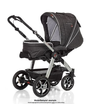 Hartan Stroller extension -  The Hartan extension part is attached quickly and easily to your Haran pram and is giving your favorite more space