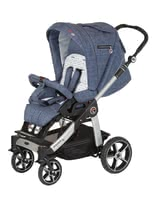 Hartan Stroller Racer GT - The Hartan Racer GT stands out with its perfect design, lightness and its practical and small folded dimensions