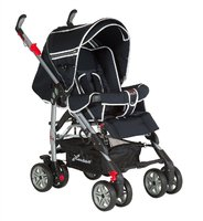 Hartan Buggy ix1 - The Buggy IX1 from Hartan impresses with its large sit and laying area and is useable from birth in combination with an IX1-carrying bag
