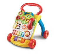 VTech 遊戲學步車 -  The VTech baby walker with game function will accompany your sweetheart at its first attempts of standing and walking.