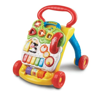 VTech Push-along Activity Center Rot 2016 - large image