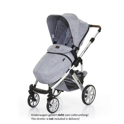 ABC-Design foot muff - The Boot de Luxe can be combined with all ABC Design pushchairs