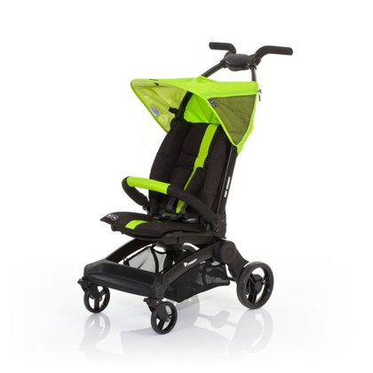 ABC Design pushchair Takeoff - Our Takeoff stroller convinces you through comfort and easy handling.