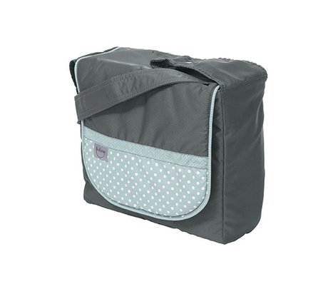Teutonia Care bag - The Teutonia changing bag offers you a lot of storage space for the most important care utensils and is available in all designs of the collection 2013