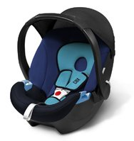 CBX by Cybex infant carrier Aton Basic - You are always safe on tour with the baby car seat Cybex Aton Basic 2014 from the beginning