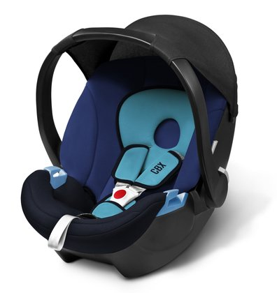 CBX by Cybex infant carrier Aton Basic Blue Moon - navy blue 2017 - large image