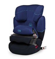 CBX by Cybex child car seat Aura-Fix - The Cybex Isis-Fix 2014 convinced in terms of safety and is equipped with Isofix Connect System