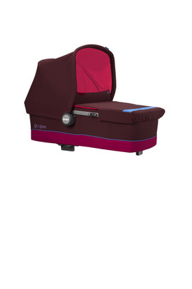 Cybex Callisto carrycot Poppy Red-red 2013 - large image