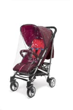 Cybex Rain cover for buggy - The Cybex raincover is ideal suitable for the Cybex buggies Callisto, Topaz, Onyx and Ruby and protects your sunshine from wind and rain