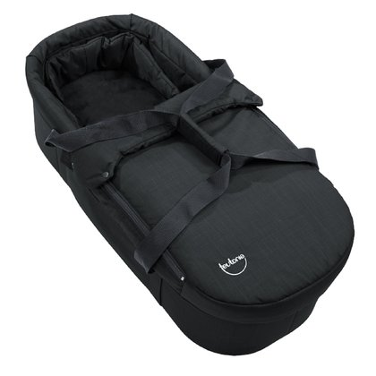 Teutonia Vario-Plus carrycot - The Teutonia carrying bag Vario-Plus consists of a compact frame and will convert your sports stroller into a push chair