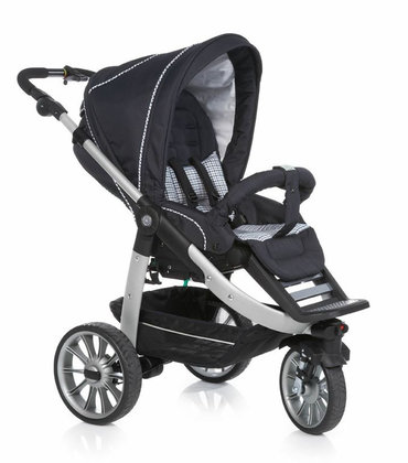 Teutonia push chair Spirit S3 Cool & Classic 4900_Blue Marine 2013 - large image