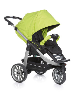 Teutonia Pushchair Spirit S3 Active & Dynamic 4960_Fresh Green 2013 - большое изображение