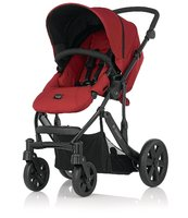 Britax B-SMART 4-wheeler - The Britax B-SMART 4 is a versatile and comfortable pushchair and in all 2 designs available at kidsroom.de