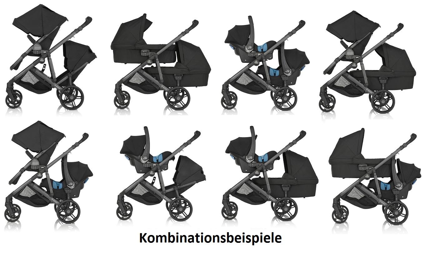 Britax Romer B Ready 2019 Flame Red Online Kaufen Bei Kidsroom Kinderwagen