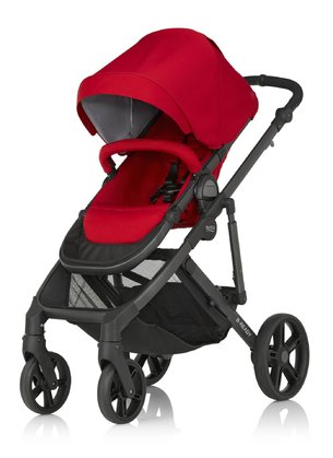 Britax Römer B-READY -  Britax Römer B-READY – The B-READY offers absolute flexibility – as stroller or buggy for one or more children and can be used as useful travel system.