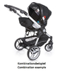 Teutonia pushchair BeYou! Cool & Classic 4900_Blue Marine 2013 - большое изображение 2