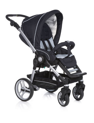 Teutonia pushchair BeYou! Cool & Classic 4900_Blue Marine 2013 - большое изображение