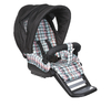 Teutonia Pushchair Mistral S Made for You 4855_Checked Pastel 2013 - большое изображение 1
