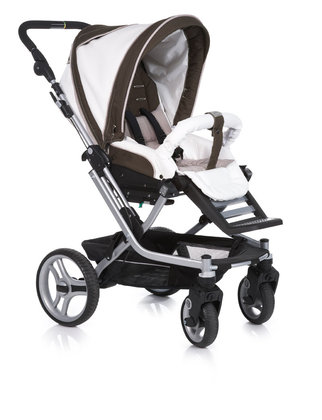 Teutonia Pushchair Mistral S Chic & Smart 4945_St. Tropez 2013 - large image