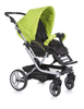 Teutonia Pushchair Mistral S Active & Dynamic 4960_Fresh Green 2013 - large image 1