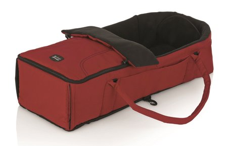 Britax Soft carrycot for B-DUAL and B-SMART - The Britax soft carrycot is suitable for the pushchairs B-SMART 3 and B-SMART 4