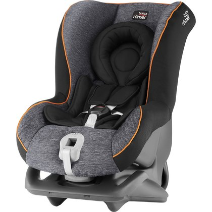 Britax Römer Kindersitz First Class Plus Highline Black Marble 2017 - Großbild