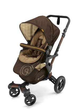 Concord NEO Buggy Walnut Brown 2016 - large image