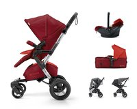 Concord NEO Mobility Set - The NEO Mobility-Set consists of the Concord NEO buggy and two coordinated TS components.