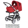 Teutonia Pushchair Cosmo Cool & Classic 4900_Blue Marine 2013 - 大图像 2