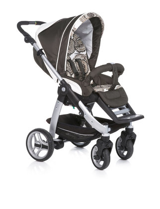 Teutonia Pushchair Cosmo Cool & Classic 4935_Mosaic 2013 - большое изображение