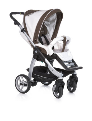 Teutonia Pushchair Cosmo Chic & Smart 4945_St. Tropez 2013 - 大图像
