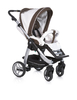 Teutonia Pushchair Cosmo Chic & Smart 4945_St. Tropez 2013 - 大图像 1