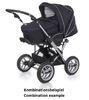 Teutonia Pushchair Mistral P Made for You 4800_Gala Black 2013 - large image 3