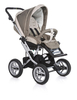 Teutonia Pushchair Mistral P Cool & Classic 4925_Desert Grey 2013 - large image 1