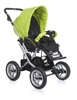 Teutonia Pushchair Mistral P Active & Dynamic 4960_Fresh Green 2013 - large image 1