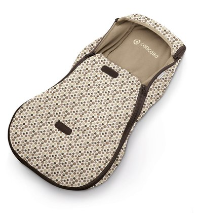 Concord Foot muff HUG for infant carrier Air - The Concord foot muff HUG is the ideal accessory for your Concord baby car seat Air.