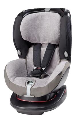Maxi-Cosi Summer cover for child car seat Rubi -  The Maxi-Cosi Summer Cover for car seat Rubi is made of cotton terry fabric and reduces the sweat of your sweetheart