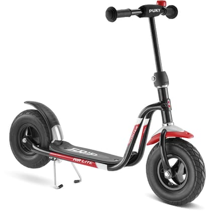 Puky Scooter R 03L - * The Puky Scooter R 03L is equipped with Pneumatic tyres and a stand and is suitable for your child about a body size from 95 cm