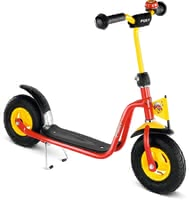 PUKY Scooter R 03L - The Puky Scooter R 03L is equipped with Pneumatic tyres and a stand and is suitable for your child about a body size from 95 cm