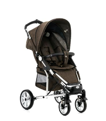 Moon buggy Flac - The Moon Flac is a buggy which is equipped with a full lying position and stylish handles in a leather look.