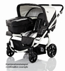 Babywelt Moon pushchair Twin Mud & Sand 2013 - 大图像 2